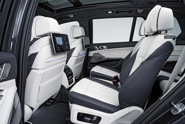 Ra mắt BMW X7 2019: Lớn như Cadillac Escalade, sang như Rolls-Royce, tham vọng lấn át Mercedes GLS - Ảnh 16.