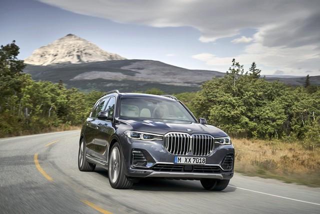 Ra mắt BMW X7 2019: Lớn như Cadillac Escalade, sang như Rolls-Royce, tham vọng lấn át Mercedes GLS - Ảnh 3.