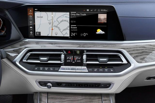 Ra mắt BMW X7 2019: Lớn như Cadillac Escalade, sang như Rolls-Royce, tham vọng lấn át Mercedes GLS - Ảnh 13.