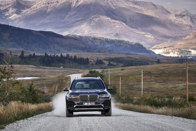 Ra mắt BMW X7 2019: Lớn như Cadillac Escalade, sang như Rolls-Royce, tham vọng lấn át Mercedes GLS - Ảnh 24.