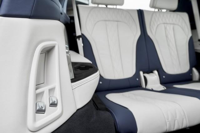 Ra mắt BMW X7 2019: Lớn như Cadillac Escalade, sang như Rolls-Royce, tham vọng lấn át Mercedes GLS - Ảnh 20.