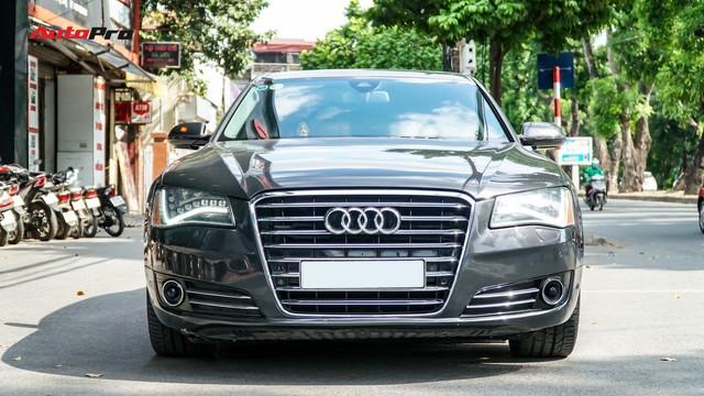 Sedan hạng sang Audi A8 cũ rao bán chỉ hơn 2,1 tỷ đồng - Ảnh 15.