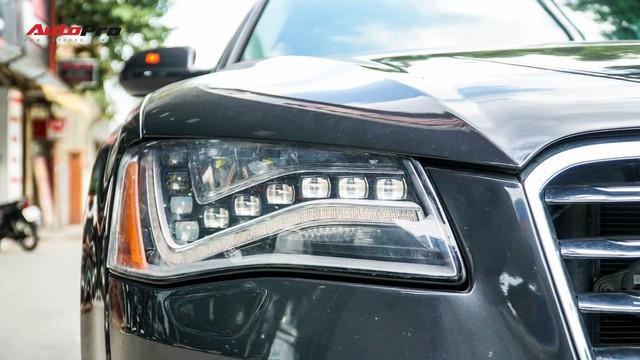 Sedan hạng sang Audi A8 cũ rao bán chỉ hơn 2,1 tỷ đồng - Ảnh 2.