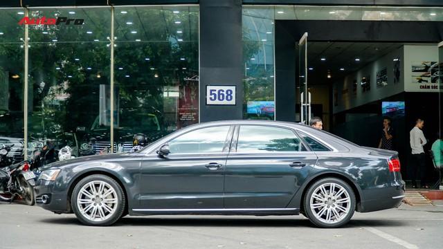 Sedan hạng sang Audi A8 cũ rao bán chỉ hơn 2,1 tỷ đồng - Ảnh 3.