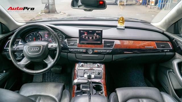 Sedan hạng sang Audi A8 cũ rao bán chỉ hơn 2,1 tỷ đồng - Ảnh 7.