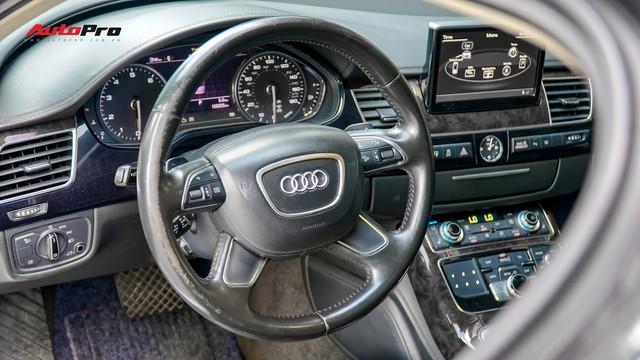 Sedan hạng sang Audi A8 cũ rao bán chỉ hơn 2,1 tỷ đồng - Ảnh 9.