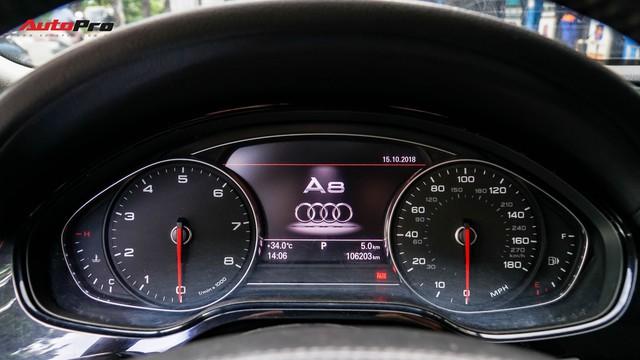Sedan hạng sang Audi A8 cũ rao bán chỉ hơn 2,1 tỷ đồng - Ảnh 10.