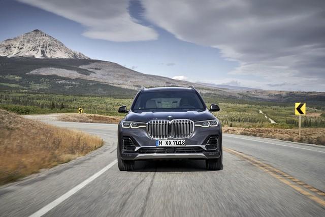 Ra mắt BMW X7 2019: Lớn như Cadillac Escalade, sang như Rolls-Royce, tham vọng lấn át Mercedes GLS - Ảnh 2.
