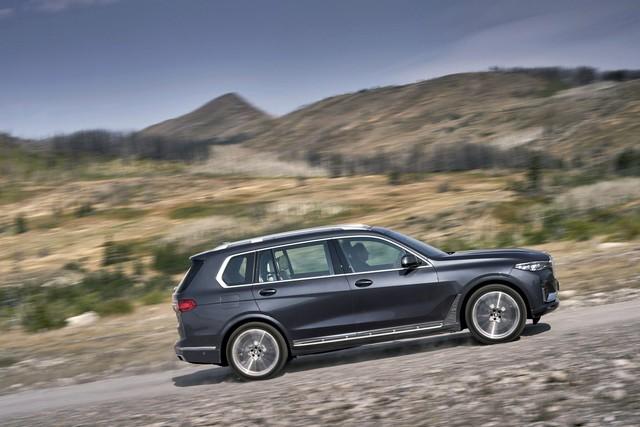 Ra mắt BMW X7 2019: Lớn như Cadillac Escalade, sang như Rolls-Royce, tham vọng lấn át Mercedes GLS - Ảnh 23.