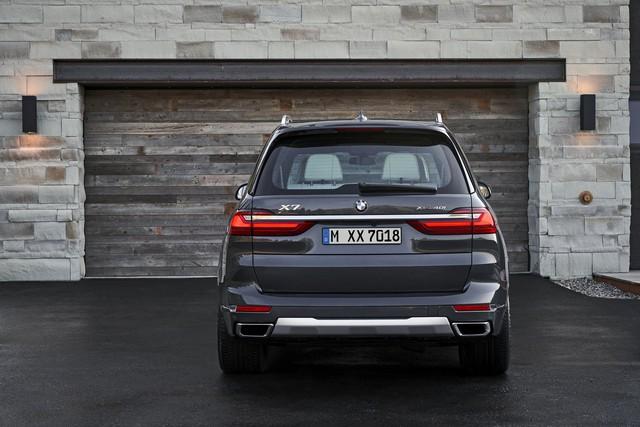 Ra mắt BMW X7 2019: Lớn như Cadillac Escalade, sang như Rolls-Royce, tham vọng lấn át Mercedes GLS - Ảnh 8.