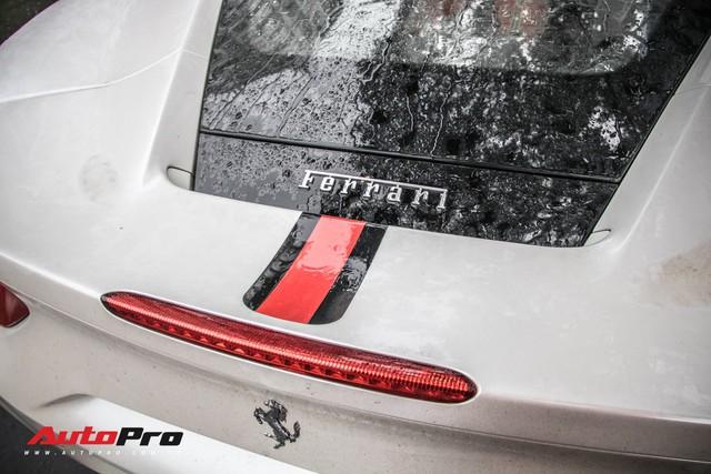 Đại gia Sài Thành tân trang Ferrari 488 GTB bằng decal lạ mắt - Ảnh 8.