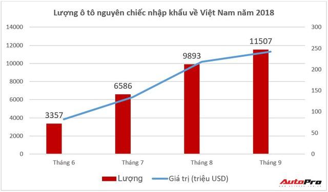 Từ hơn 300 triệu tới hàng chục tỷ đồng, xe nhập đổ dồn về Việt Nam phục vụ khách cuối năm - Ảnh 1.