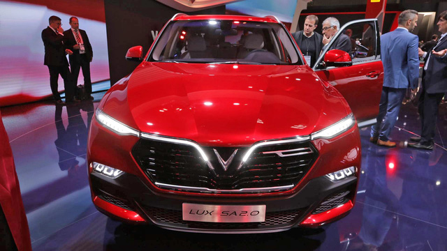 Sedan và SUV VinFast dự kiến ra mắt tại Việt Nam ngày 20/11 - Ảnh 6.
