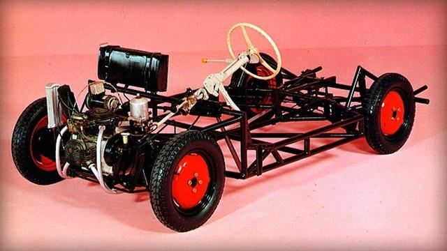 Bạn có biết Ducati từng sản xuất động cơ F1? - Ảnh 1.
