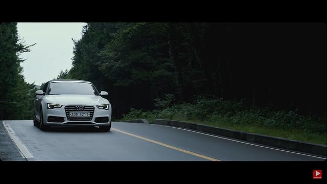 Audi A5 Cabriolet sánh vai cùng ca sĩ Noo Phước Thịnh trong MV mới - Ảnh 3.
