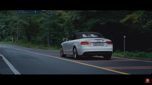 Audi A5 Cabriolet sánh vai cùng ca sĩ Noo Phước Thịnh trong MV mới - Ảnh 4.