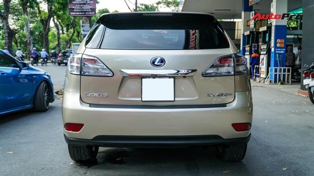 Lexus RX450h 2009: Lựa chọn mạnh mẽ và tiết kiệm hơn đàn em RX350 mới - Ảnh 5.