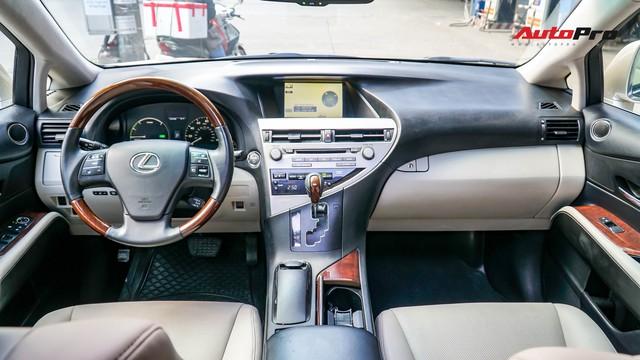 Lexus RX450h 2009: Lựa chọn mạnh mẽ và tiết kiệm hơn đàn em RX350 mới - Ảnh 7.