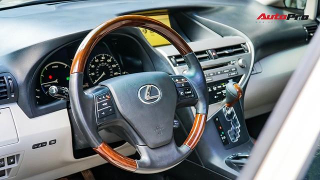 Lexus RX450h 2009: Lựa chọn mạnh mẽ và tiết kiệm hơn đàn em RX350 mới - Ảnh 8.