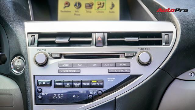 Lexus RX450h 2009: Lựa chọn mạnh mẽ và tiết kiệm hơn đàn em RX350 mới - Ảnh 13.