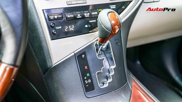 Lexus RX450h 2009: Lựa chọn mạnh mẽ và tiết kiệm hơn đàn em RX350 mới - Ảnh 14.