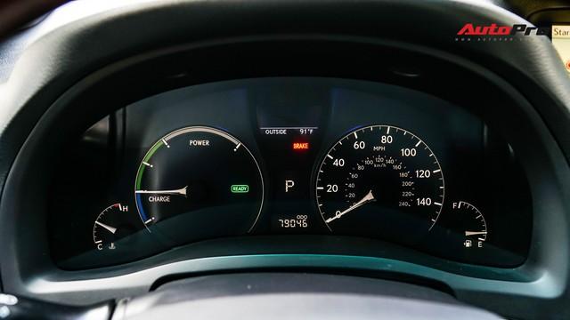 Lexus RX450h 2009: Lựa chọn mạnh mẽ và tiết kiệm hơn đàn em RX350 mới - Ảnh 11.