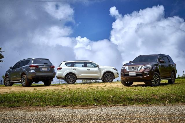 Nissan Terra chốt lịch ra mắt tại Việt Nam, đối đầu Toyota Fortuner - Ảnh 1.