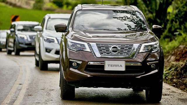 Nissan Terra chốt lịch ra mắt tại Việt Nam, đối đầu Toyota Fortuner
