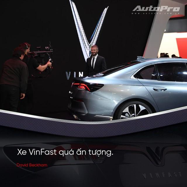 David Beckham: Xe VinFast rất hợp với Châu Âu và Bắc Mỹ - Ảnh 2.