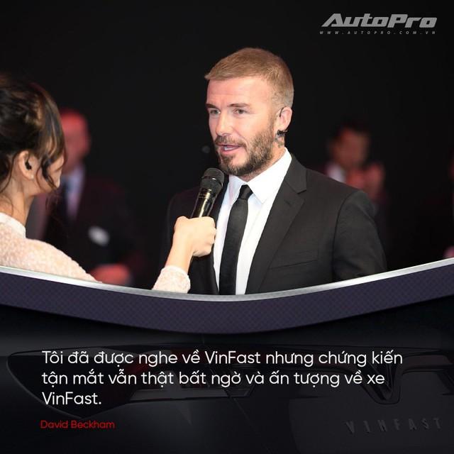 David Beckham: Xe VinFast rất hợp với Châu Âu và Bắc Mỹ - Ảnh 4.