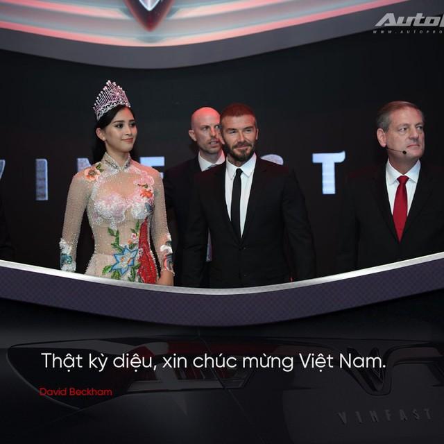 David Beckham: Xe VinFast rất hợp với Châu Âu và Bắc Mỹ - Ảnh 5.