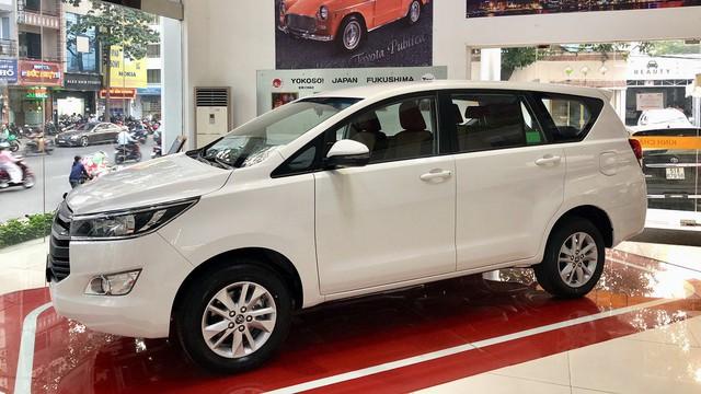 Toyota Innova rục rịch thêm bản nâng cấp, tăng giá đến 30 triệu đồng - Ảnh 2.