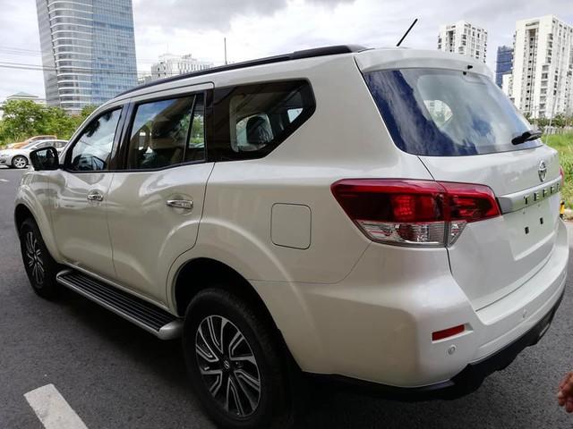 SUV 7 chỗ Nissan Terra lộ ảnh nóng tại Việt Nam, cạnh tranh Toyota Fortuner - Ảnh 5.