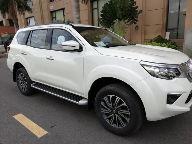 SUV 7 chỗ Nissan Terra lộ ảnh nóng tại Việt Nam, cạnh tranh Toyota Fortuner - Ảnh 1.