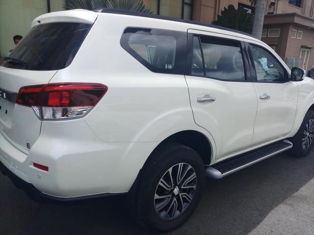 SUV 7 chỗ Nissan Terra lộ ảnh nóng tại Việt Nam, cạnh tranh Toyota Fortuner - Ảnh 4.