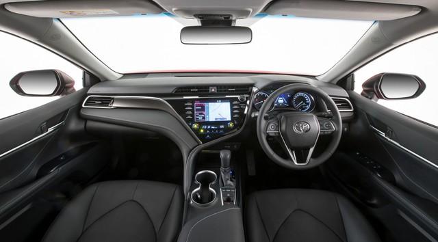 Toyota Camry 2018 chốt lịch ra mắt Thái Lan ngay cuối tháng 10, ngày về Việt Nam không còn xa? - Ảnh 4.