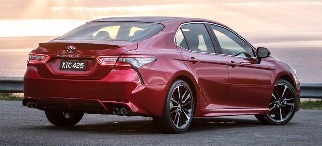 Toyota Camry 2018 chốt lịch ra mắt Thái Lan ngay cuối tháng 10, ngày về Việt Nam không còn xa? - Ảnh 3.