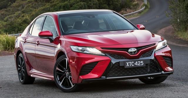 Toyota Camry 2018 chốt lịch ra mắt Thái Lan ngay cuối tháng 10, ngày về Việt Nam không còn xa? - Ảnh 2.