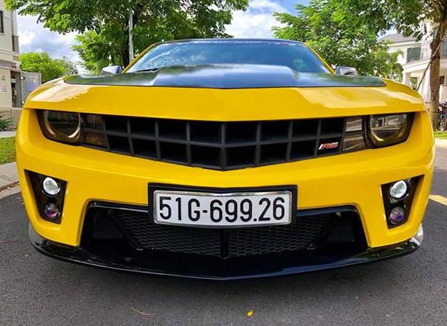 Chevrolet Camaro cũ độ cửa Lamborghini nhưng có giá ngang Toyota Camry - Ảnh 1.