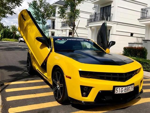 Chevrolet Camaro cũ độ cửa Lamborghini nhưng có giá ngang Toyota Camry - Ảnh 5.