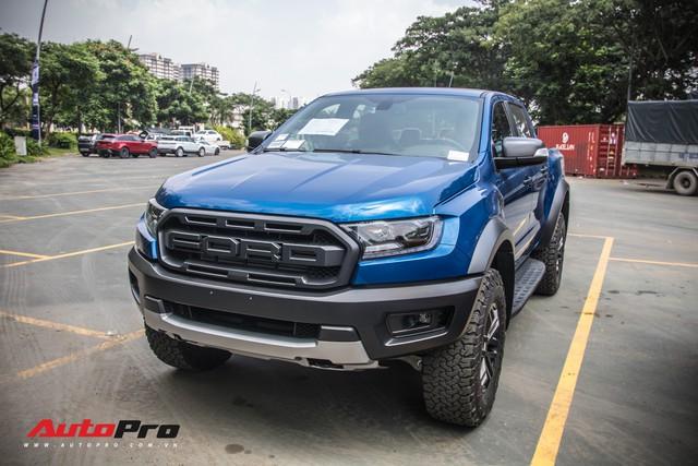 Hàng nóng Ford Ranger Raptor lộ diện trước ngày ra mắt tại Việt Nam - Ảnh 3.