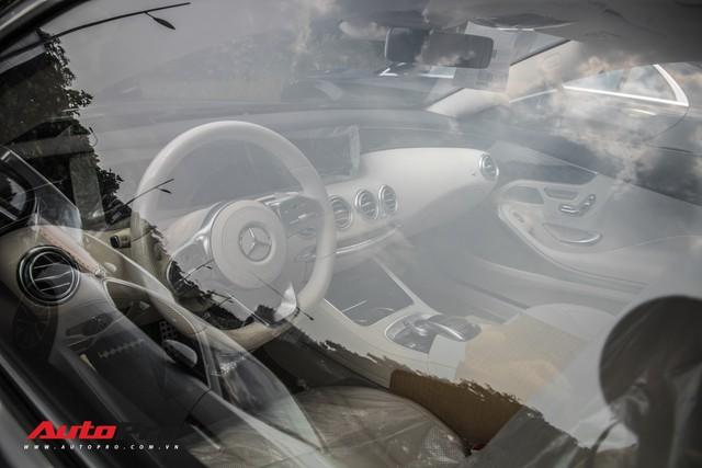 Mercedes-Benz S450 Coupe đầu tiên về Việt Nam, chuẩn bị ra mắt khách hàng - Ảnh 2.