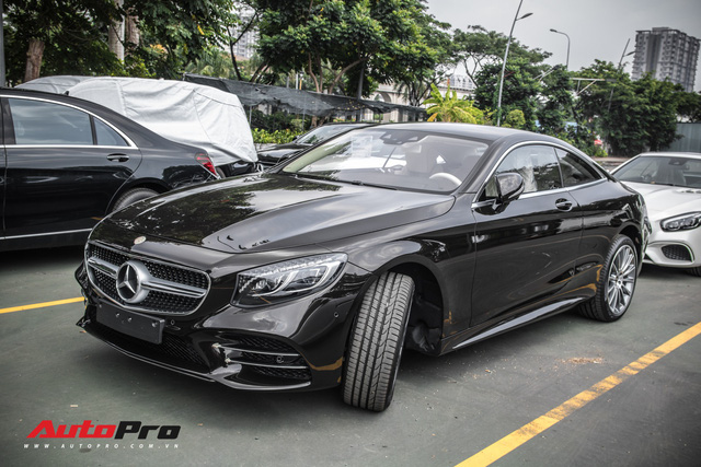 Mercedes-Benz S450 Coupe đầu tiên về Việt Nam, chuẩn bị ra mắt khách hàng - Ảnh 3.