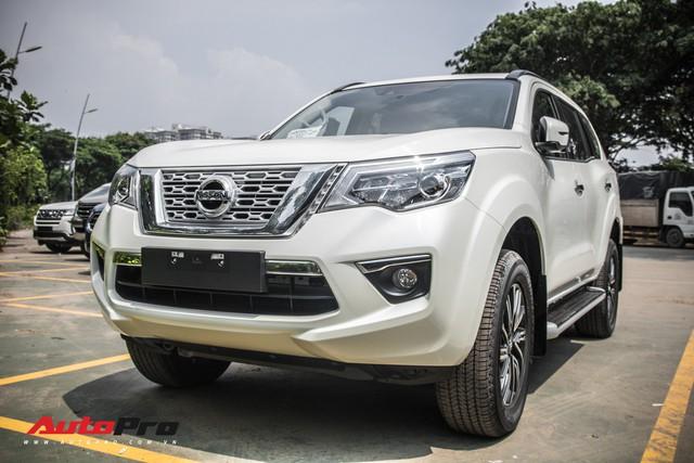 Nissan Terra sẵn sàng cho sự kiện ra mắt tại Việt Nam - Ảnh 3.