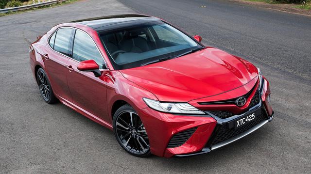 Toyota Camry 2018 chốt lịch ra mắt Thái Lan ngay cuối tháng 10, ngày về Việt Nam không còn xa?