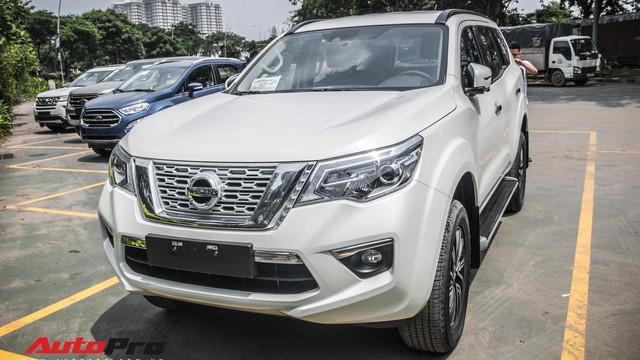 Nissan Terra sẵn sàng cho sự kiện ra mắt tại Việt Nam