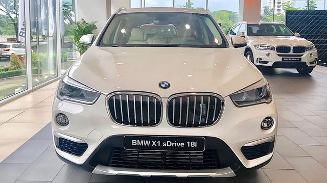 Bảng giá xe BMW tháng 10/2018