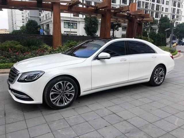Chỉ cần chạy 8.000 km, chủ nhân xe Mercedes-Benz S450L Luxury đã mất 400 triệu đồng so với xe mới - Ảnh 7.