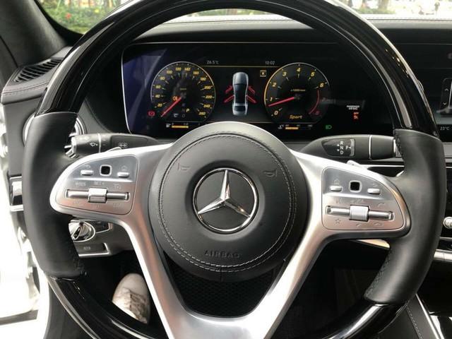Chỉ cần chạy 8.000 km, chủ nhân xe Mercedes-Benz S450L Luxury đã mất 400 triệu đồng so với xe mới - Ảnh 11.