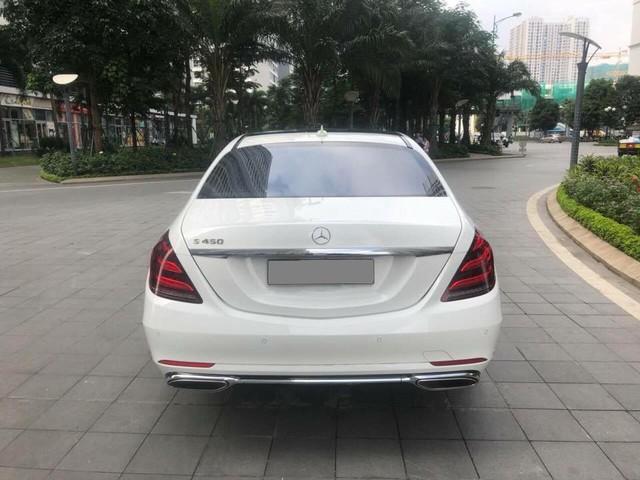Chỉ cần chạy 8.000 km, chủ nhân xe Mercedes-Benz S450L Luxury đã mất 400 triệu đồng so với xe mới - Ảnh 8.
